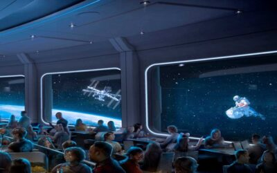 Epcot's Space Restaurant Delayed